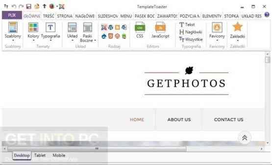 TemplateToaster 6.0.0.11509 Latest Version Download
