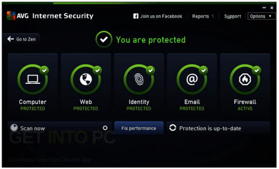 AVG Internet Security 2017 Direct Link Download