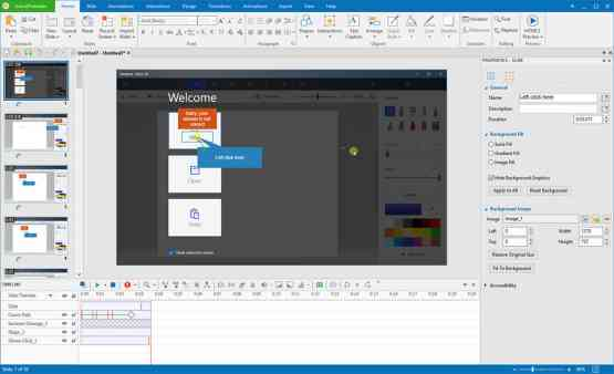 ActivePresenter Professional Edition 7.2.5 Direct Link Download