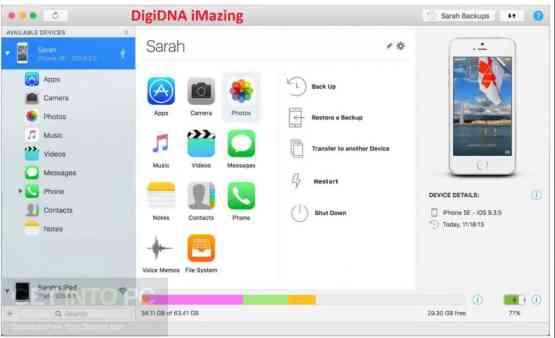 DigiDNA iMazing 2.5.1 Direct Link Download