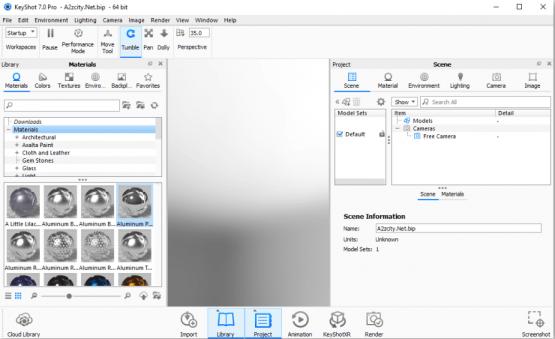 KeyShot Pro 7.3.40 Offline Installer Download