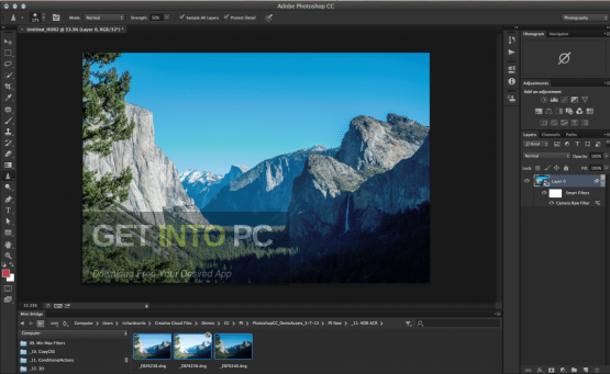 Adobe Photoshop CC 2018 v19.1 Direct Link Download