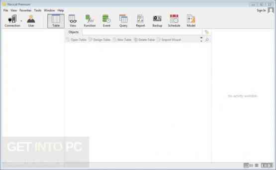 Navicat Premium 12.0.20 Offline Installer Download