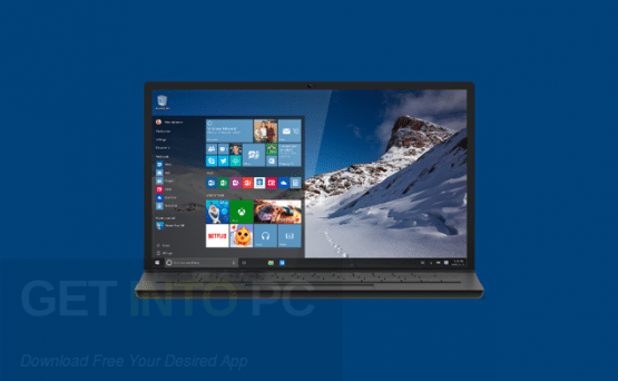 Windows 10 Pro x64 ISO With Mar 2017 Direct Link Download