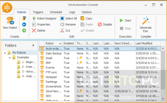 WinAutomation Professional 6.0.5.4438 Direct Link Download