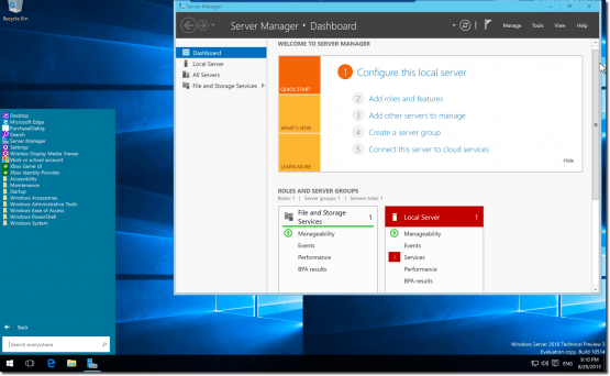 Windows Server 2016 With May 2018 Updates Latest Version Download