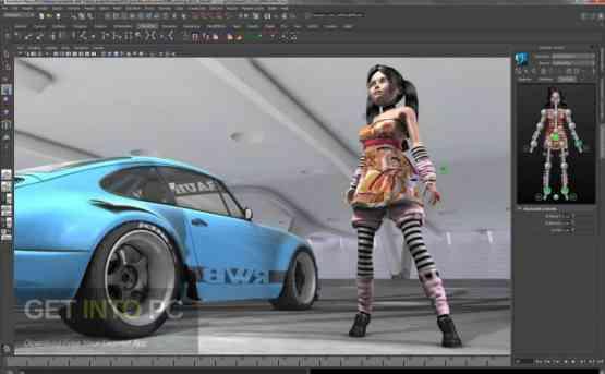 Autodesk Maya 2017 Direct Link Download