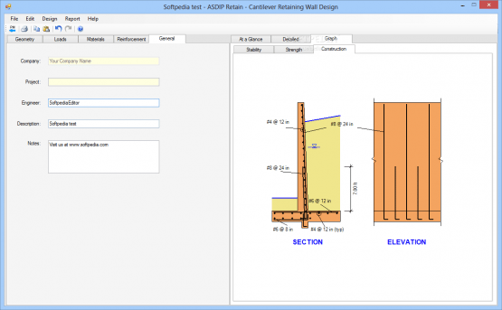 ASDIP Structural Retain 3.7.1 Offline Installer Download