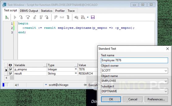 Allround Automations PL SQL Developer 12.0.2.1818 Offline Installer Download
