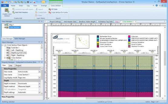 Golden Software Strater 5.4.948 Latest Version Download