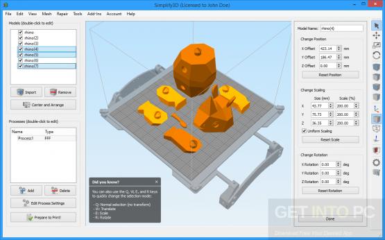 Simplify3D Direct Link Download