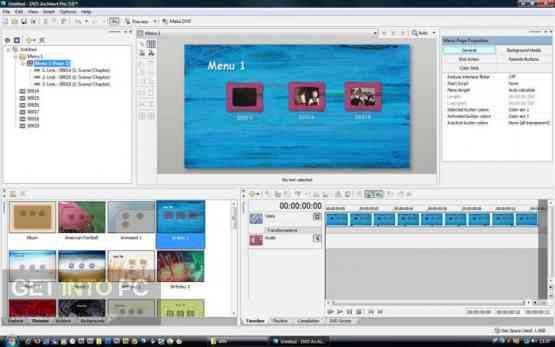 MAGIX Vegas DVD Architect 7 Offline Installer Download