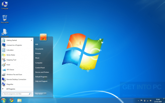 Windows 7 64-Bit All in One ISO Aug 2017 Latest Version Download