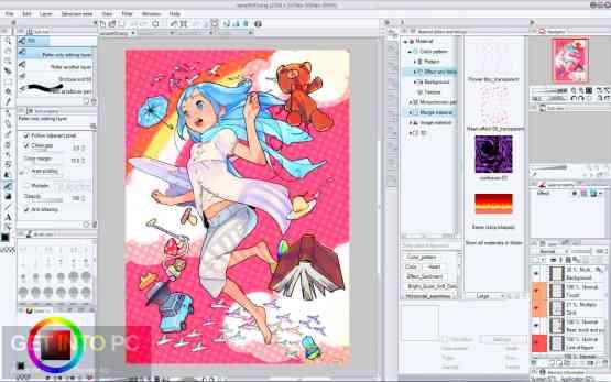 Clip Studio Paint Offline Installer Download