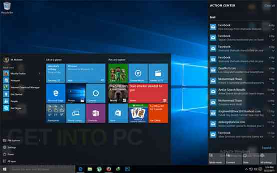 Windows 10 32-Bit All in One ISO Aug 2017 Direct Link Download