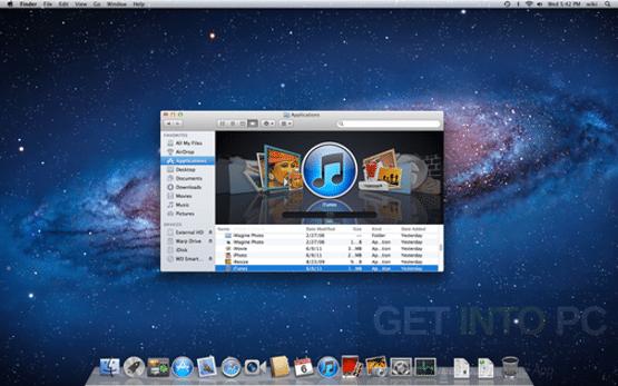 Mac OS X Lion 10.7.5 Direct Link Download