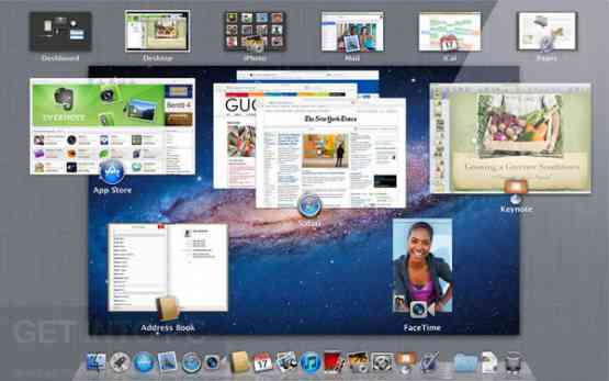 Mac OS X Lion 10.7.5 Offline Installer Download