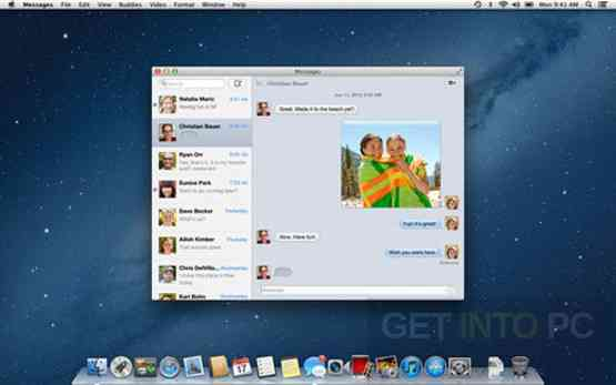 Mac OSX Mountain Lion v10.8.3 Offline Installer Download