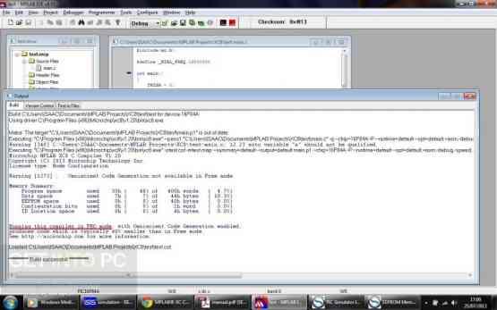 MPLAB C18 C30 C32 C Compilers Direct Link Download