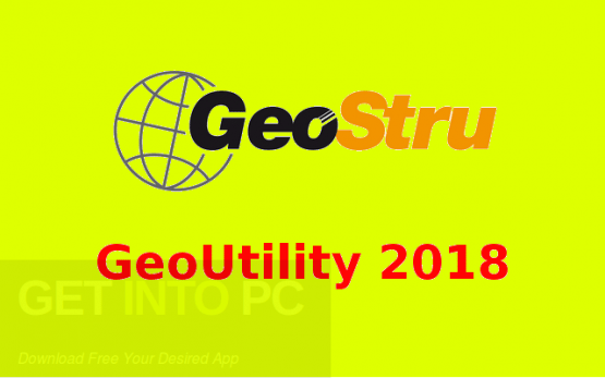 GeoUtility 2018 Free Download