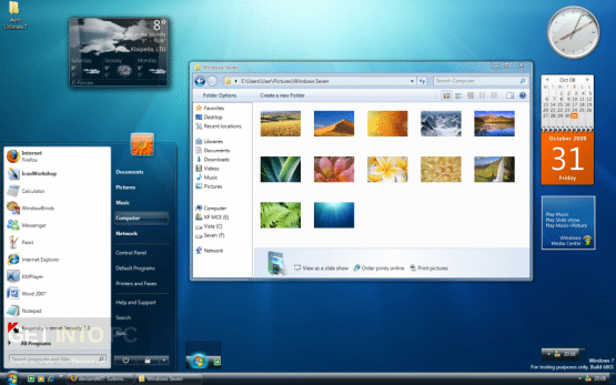 Windows 7 All in One March 2018 Edition Latest Version Download