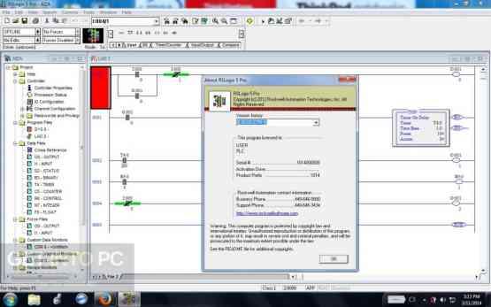 Allen Bradley RSLogix5 v8.0 Offline Installer Download