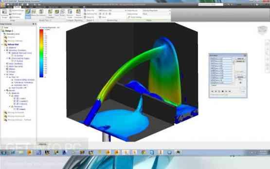 Autodesk Simulation CFD 2018 Motion Offline Installer Download