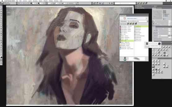 Corel Painter 2018 Latest Version Download