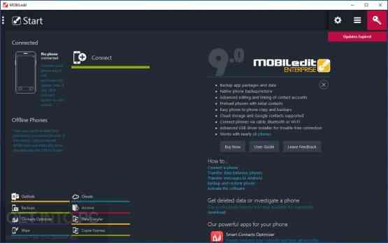 MOBILedit! Enterprise 9 Portable Direct Link Download