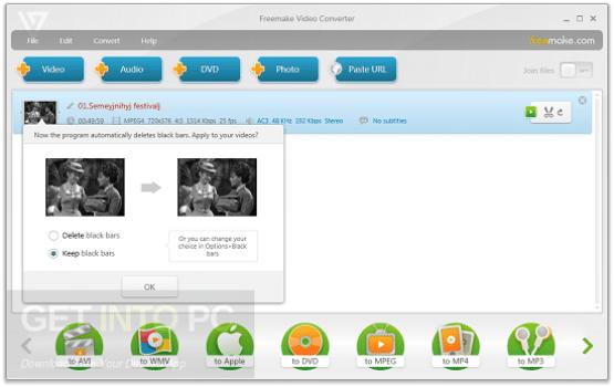 Freemake Video Converter Gold 4.1.10.28 Offline Installer Download
