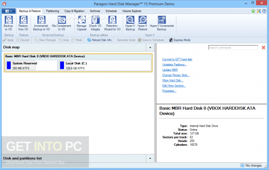 Paragon Hard Disk Manager 15 Premium Latest Version Download