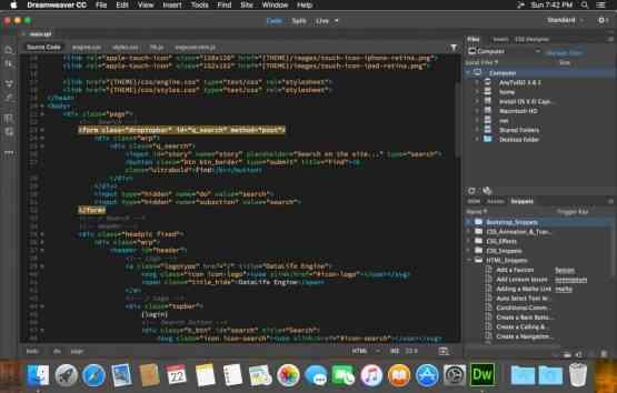 Adobe Dreamweaver CC 2018 v18.1.0.10155 Direct Link Download