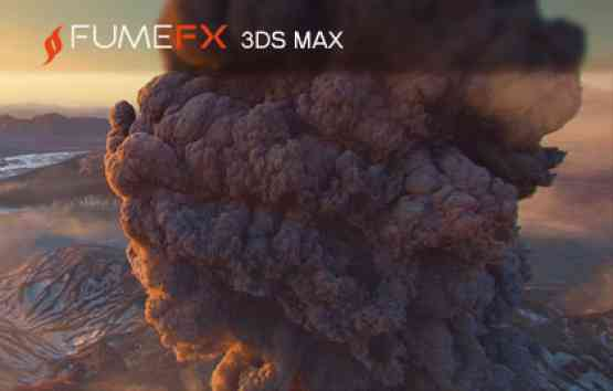FumeFX 4.1.0 for 3ds Max Latest Version Download