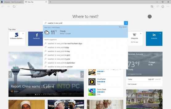 Windows 10 Home Pro Enterprise 64 Bit ISO Feb 2017 Offline Installer Download