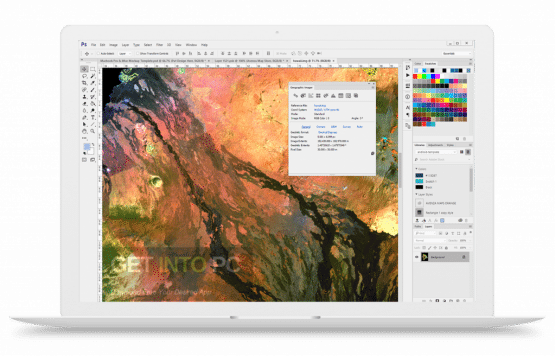 Avenza Geographic Imager for Photoshop Latest Version Download