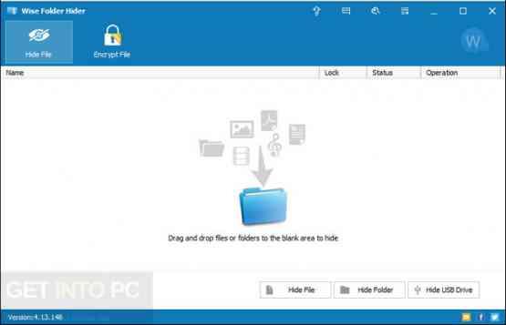 Wise Folder Hider 4 Portable Direct Link Download
