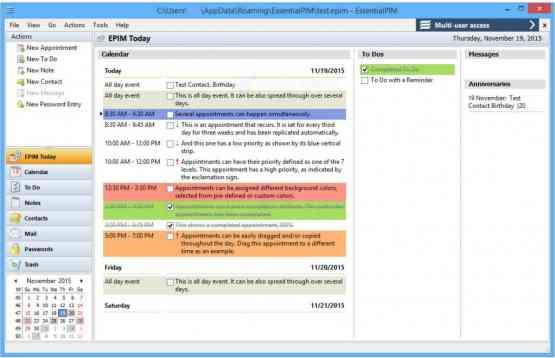 EssentialPIM Pro Business + Portable Offline Installer Download