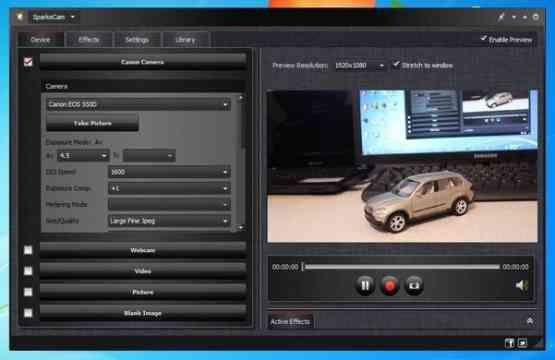 SparkoCam 2.5 Offline Installer Download