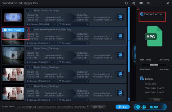 WonderFox DVD Ripper Pro 11 Latest Version Download