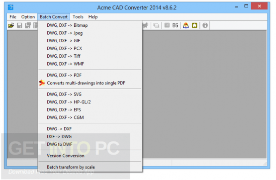 Acme CAD Converter 2018 Direct Link Download