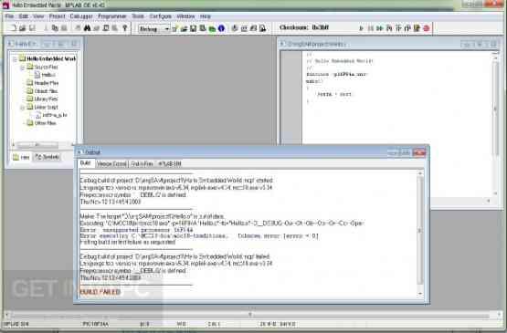 MPLAB C18 C30 C32 C Compilers Offline Installer Download