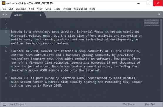 Sublime Text 3.1.1 Offline Installer Download