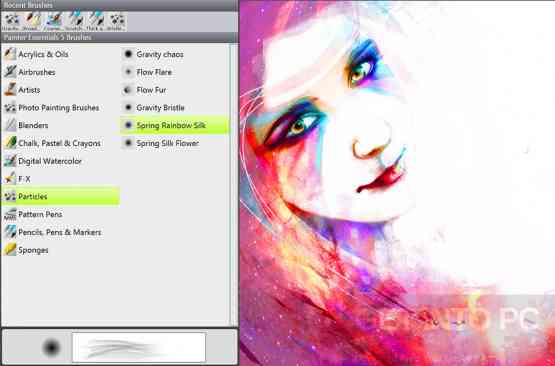 Corel Painter Essentials 5 for Mac OS X Direct Link Download