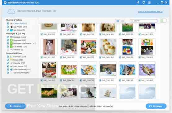 Wondershare Dr.Fone iOS Direct Link Download