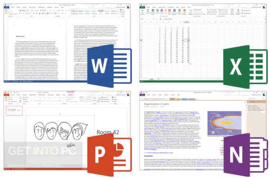 Office 2016 Professional Plus + Visio + Project Nov 2017 Direct Link Download