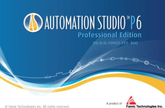 Automation Studio P6 SR9 v6.0.0.10932 Free Download