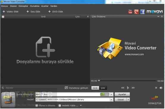 Movavi Video Converter 18.1.1 Premium Offline Installer Download