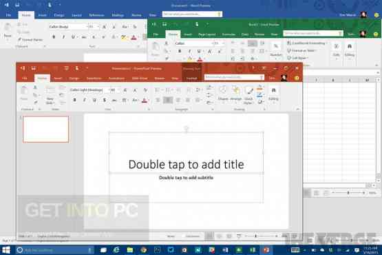 Office 2016 ProPlus 32 64 Bit ISO With Jan 2017 Updates Direct Link Download