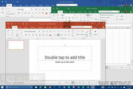 Microsoft Office Professional Plus 2016 64 Bit Sep 2017 Direct Link Download