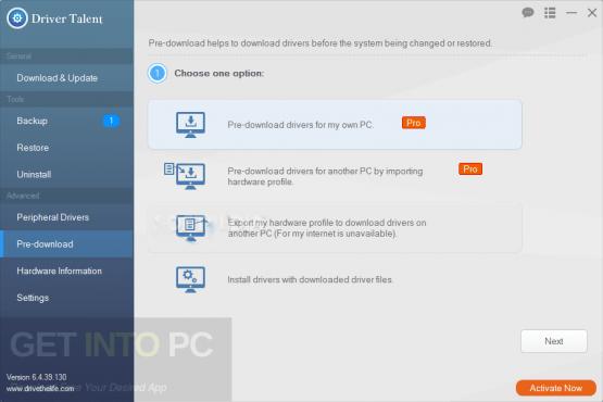 Driver Talent Pro 6.5.60.172 Portable Offline Installer Download